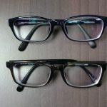 メガネのサイズ、0.7mmの差でかけ心地が大きく変わる
